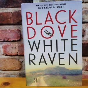 Black Dove White Raven by Elizabeth Wein